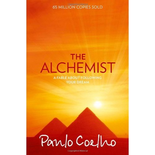 Alchemist book report