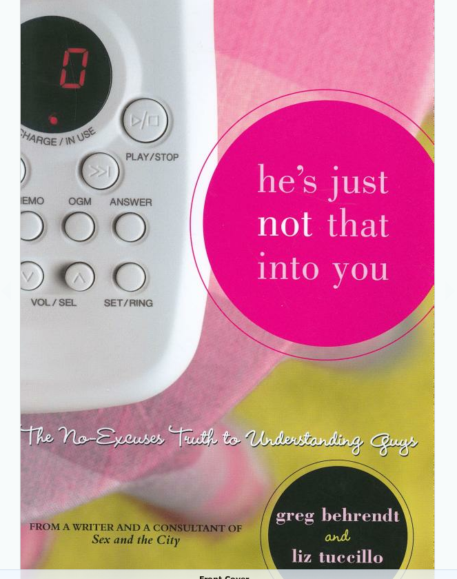 He's ust Not That Into You